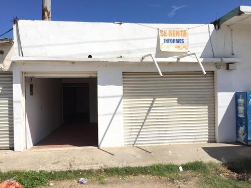 Local Renta Sexta Avenida Emilio Portes Gil