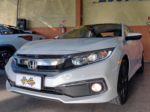 Imagem 1 de 12 de Honda Civic 2020 2.0 Ex Flex Aut. 4p