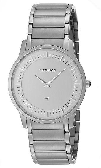 Relógio Masculino Technos Classic Slim Gl20ah/1k
