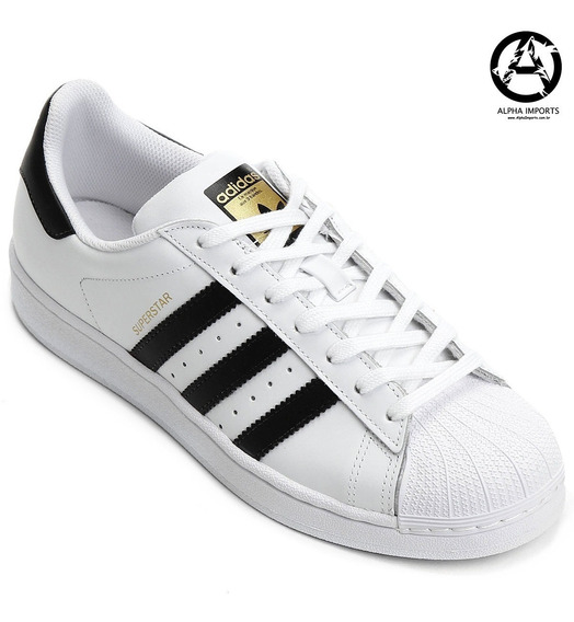 Tênis adidas Superstar Foundation Original Importado