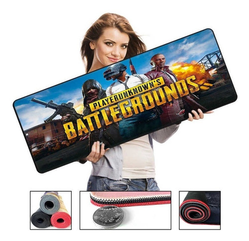 Mouse Pad Gamer Extra Largo De 900mm X 300mm