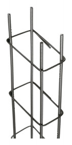 Coluna Soldada 9x20cm - 6m Arcelormittal