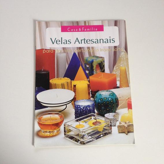 Revista Casa E Família Velas Artesanais Bc192