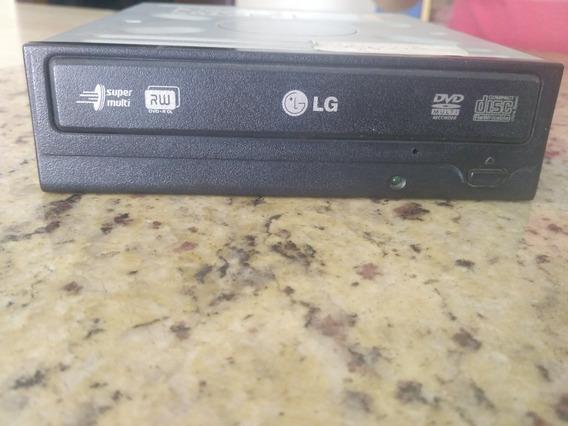 Gravador Desktop Dvd Room Interno Ide Branco E Preto