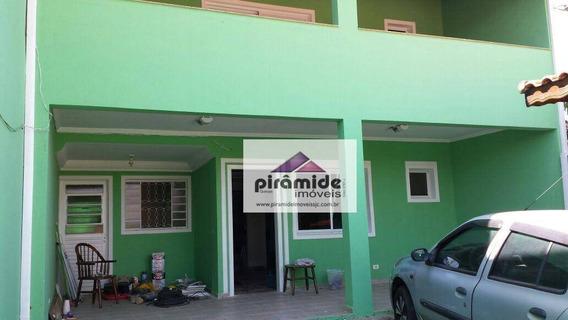 Casa Residencial Para Venda E Locação, Campos De São José, São José Dos Campos. - Ca2788