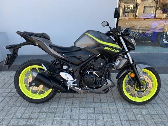 Yamaha Mt-03 Excelente Estado Storero Motos
