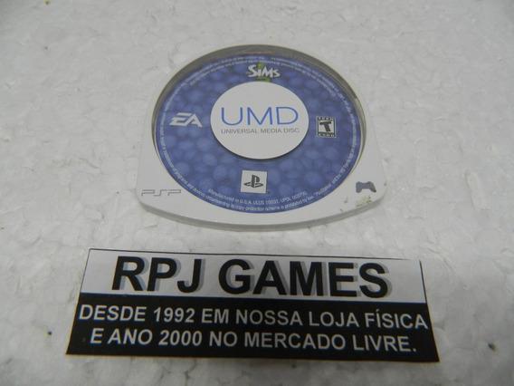 The Sims 2 Original Só O Umd P/ Psp - Loja Centro Rj