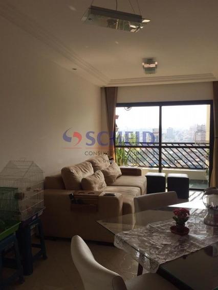 Lindo Apartamento, Com Sacada - Mc7409