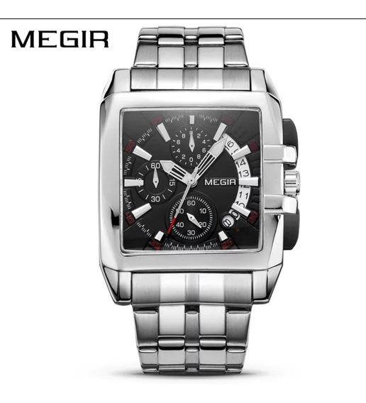 Relógio Megir/0riginal/funcional/envio Imediato/ Ac Caixa .