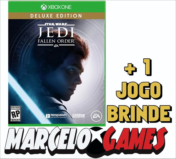 Star Wars Jedi Fallen Order Deluxe Edition Xbox One Digital