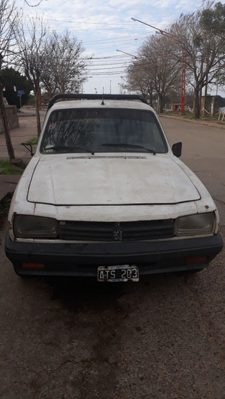 Peugeot 504 1996 2.3 Pick Up Gr 5 Vel