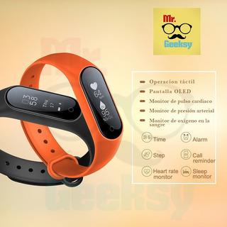Smartband Y2 Plus Pulsera Inteligente Wristband Bluetooth.