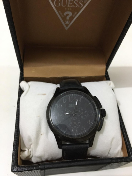 Relógio De Pulso Guess U10628g1