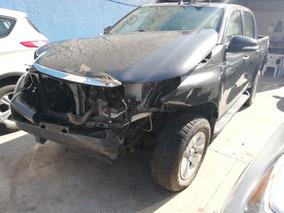 Toyota Hilux Sr 2017 Para Reparar