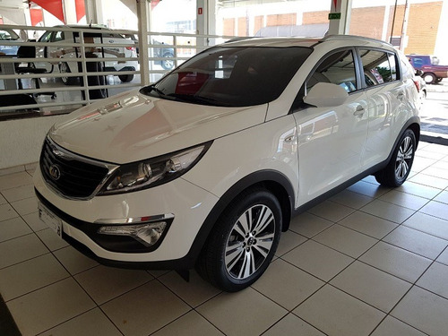 Kia Sportage 2.0 Lx 2, 2016 4x2 Flex Aut. Com 47.000 Km