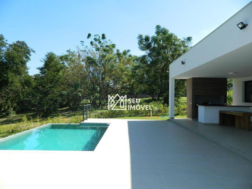 Casa Com 3 Dormitórios À Venda, 350 M² - Fazenda Vila Real De Itu - Itu/sp - Ca1866