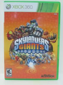 Skylanders Giants - Xbox 360 Original Americano Mídia Física