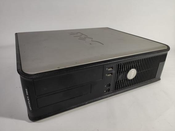 Desktop Dell 380 Core 2 Duo Hd250gb 2gb Ram