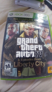 Grand Theft Auto Y Episodes From Liberty City Xbox 360