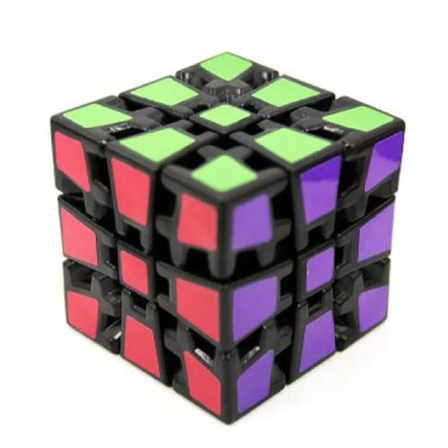 Cubo Magico Rubik Lanlan Gear 3x3x3 V3 Raro De Coleccion