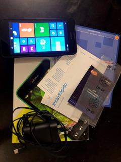 Nokia Lumia 630 Rm-977 Como Nuevo.