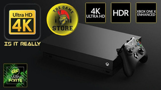 Xbox One X. The Game Store