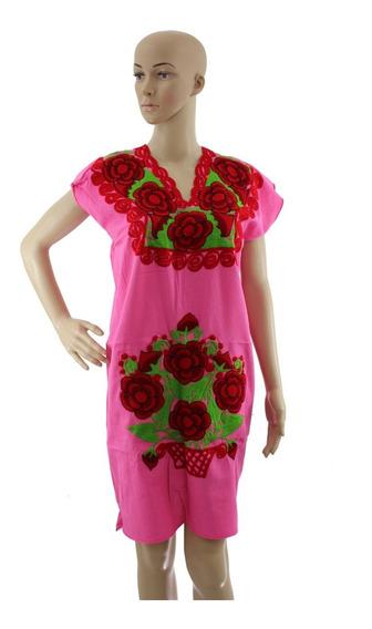 6 Pzs Vestidos Batas Artesanales