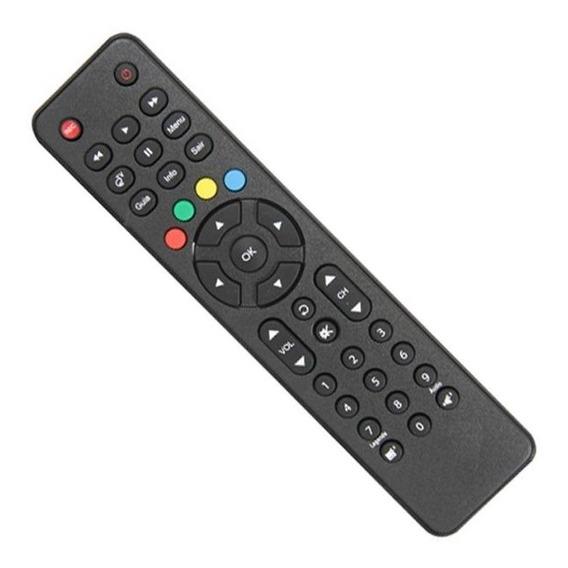 Controle Remoto Mxt 01284 Receptor Oi Tv Hd Elsys Etrs35 Et