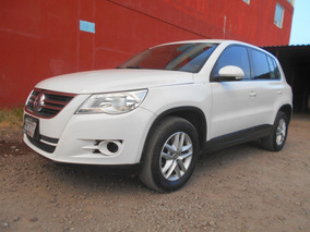 Vw Tiguan Tsi 2.0, Mod. 2011, Color Blanco, ¡preciosa!