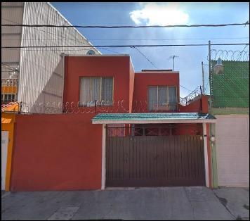 Remate Casa 3 Recamaras En San Juan De Aragon 5 Secc.