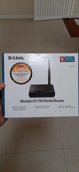 Router D-link 610-dir