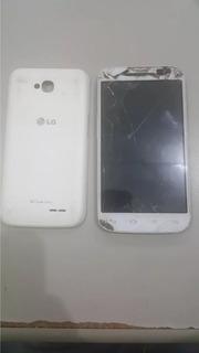 Celular LG D 325 P/ Retirar Peças Os 001