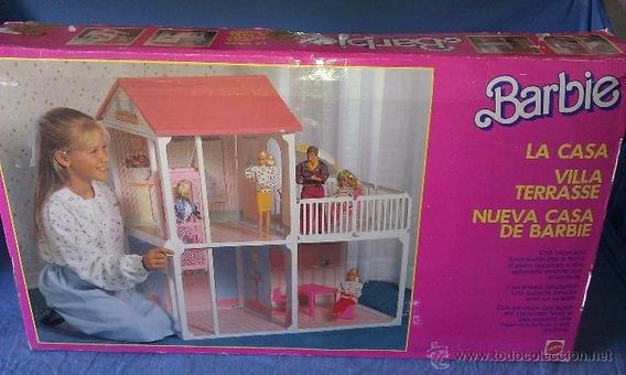 Casa Da Barbie Com Elevador Mattel Década De 80 - Sucata