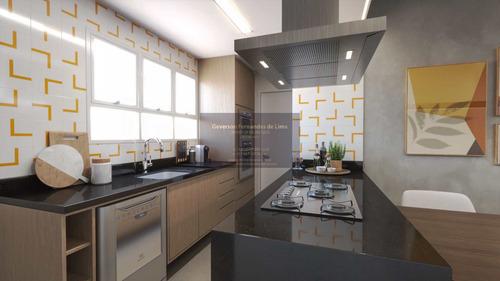 Imagem 1 de 7 de Apartamento Com 2 Dorms, Consolação, São Paulo - R$ 935 Mil, Cod: 158 - V158