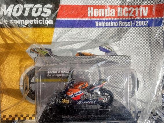 Motos De Competición - N°12 | Honda Rc211v - 2002