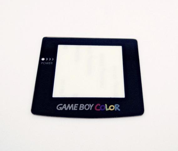 Proteção Da Tela De Vidro Para Game Boy Color