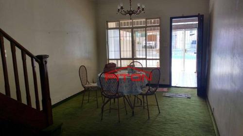 Imagem 1 de 19 de Sobrado Residencial À Venda, Penha De França, São Paulo. - So1742