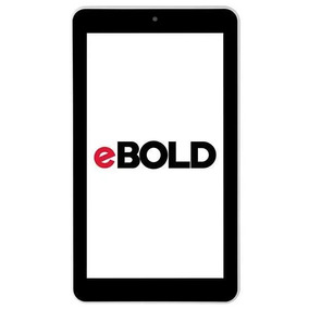 Tablet Ebold Tb-700 16gb Tela De 7.0 5mp/2mp Os 7.1