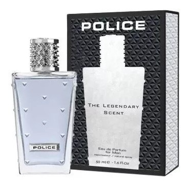 Perfume Masculino Police The Legendary Scent Eau De Parfum 100ml + Nota Fiscal + Envio Para Brasil + 12 X Sem Juros