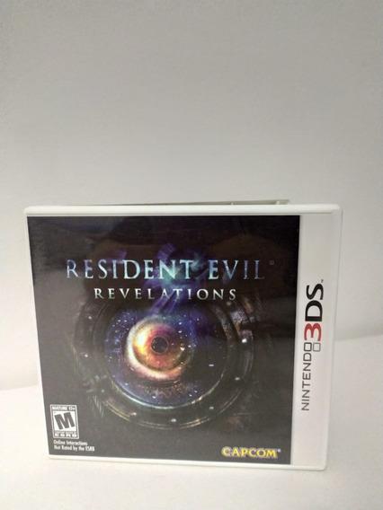 Jogo Resident Evil Revelations Original Nintendo 3ds 0015
