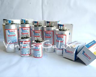 Capacitor En Aceite 10 25 35uf 40 45 50 55 60 70 440vac