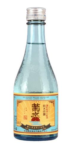 Imagen 1 de 4 de Sake Kikusui (vino De Arroz) 300ml