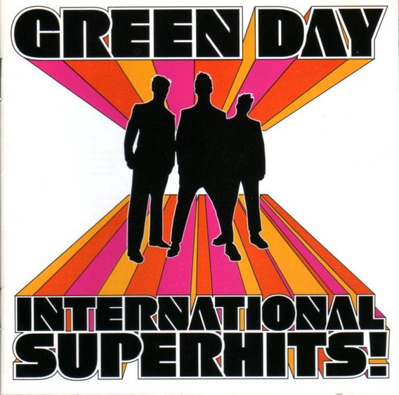 Green Day - International Superhits! / Cd Impecable