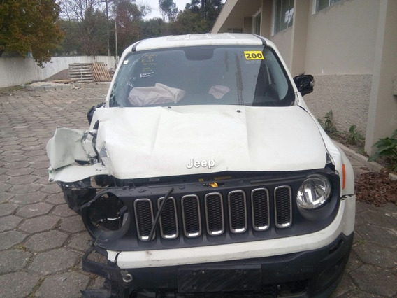 Sucata Jeep Renegade 2015/2016 Sport Mt 1.8 Retirada D Peças