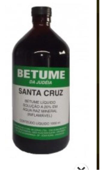 Betume Da Judeia Microcristal Santa Cruz 500ml