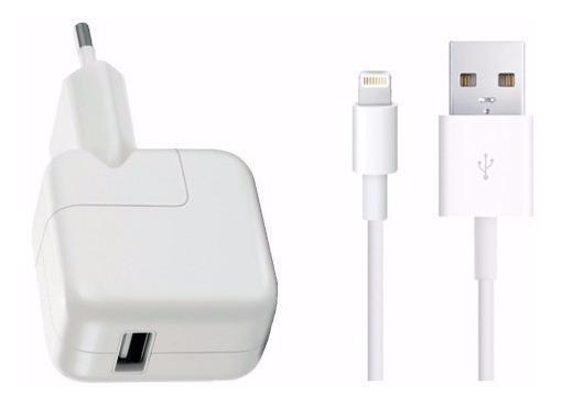 Carregador Original Apple 10w + Cabo - iPad Air Pro Mini 2 3
