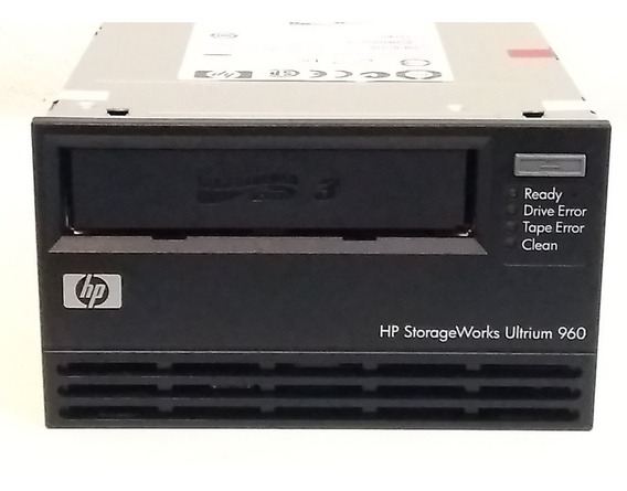 Hp Backup Ultrium 960 Lto-3 Q1538a Interna Nova