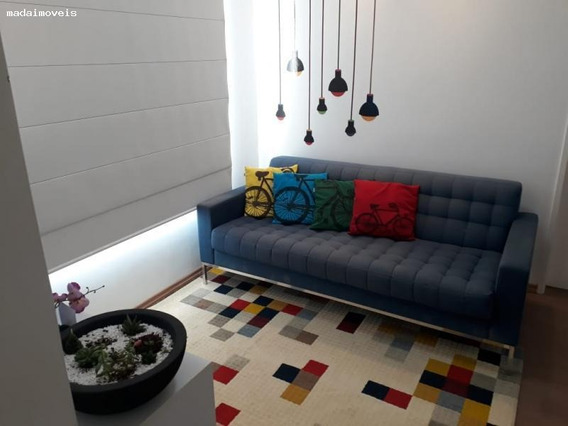 Apartamento Para Venda Em Mogi Das Cruzes, Cezar De Sousa, 3 Dormitórios, 1 Banheiro, 1 Vaga - 1687_2-785509