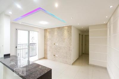 Apartamento No 7º Andar Com 2 Dormitórios E 1 Garagem - Id: 892906985 - 206985