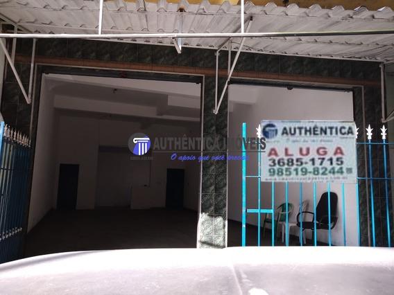 Salão Comercial Para Alugar No Jardim Ana Estela, Carapicuíba - Sl00024 - 33883235